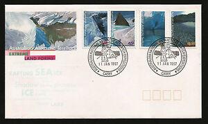 1997 Australian Antarctic Territory Anare Research Expedition Casey Base Postmar-afficher Le Titre D'origine