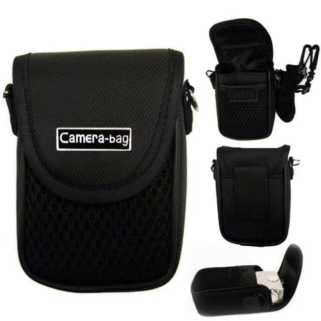 Premium Quality Digital Camera Shoulder Carry Bag Case Cover Pouch Protector