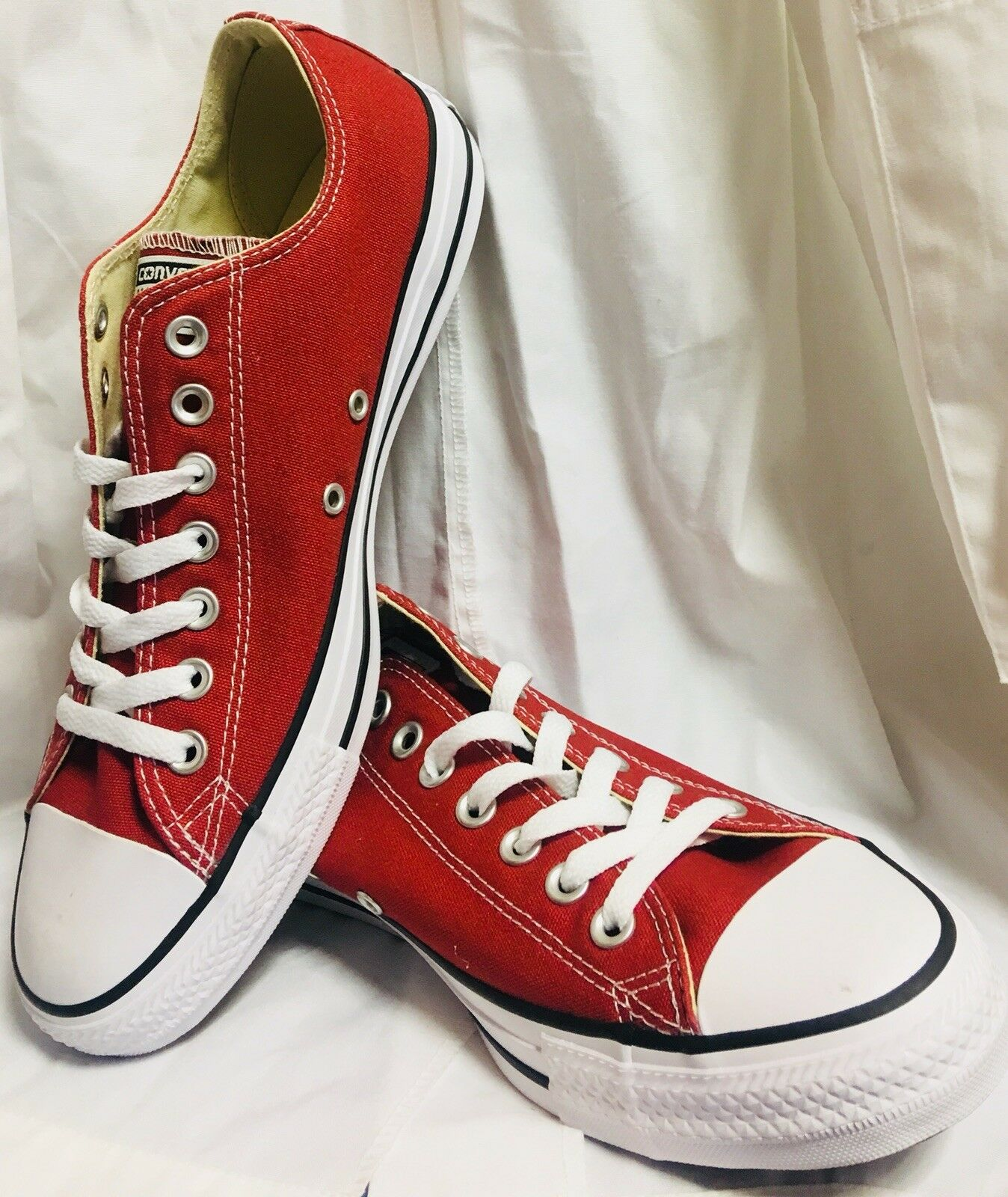 New Mens Size Converse All Star Shoes Size Mens 9 2bc54b