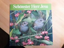 """12"""" LP - Schönster Herr Jesu - Lieder zum Lob des Schöpfers - SGV (12 Songs)"""