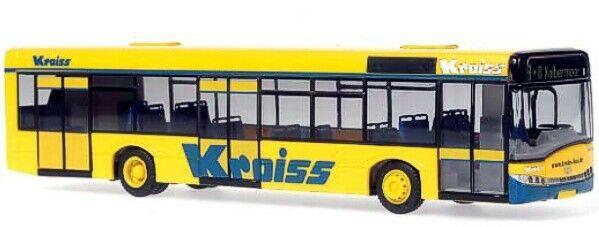 Bus Urbain Rietze 65900 Échelle H0