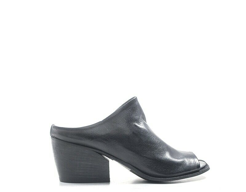 Zapatos DorojoHYD Mujer negro Cuero natural MARATEX14-NE