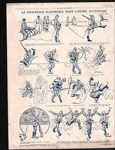 WWI-Caricature-Deutsches-Heer-Pickelhaube-Map-Austria-Hungary-1915-ILLUSTRATION