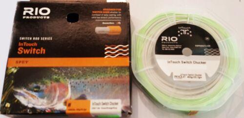 Rio Commutateur Chucker wf-3 floating-Idéal pour Switch-Cannes-Neuf