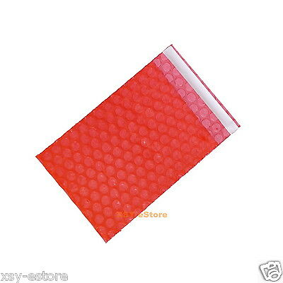 "50 ANTI Static Pouches Bubble Envelopes Wrap Bags 4"" x 6""_105 x 155+25mm"