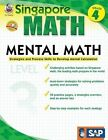 Mental Math Grade 4 Level 3 by Singapore Asian Publications Paperback