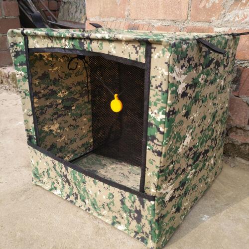 Jagd Zielbox Recycling Edelstahlskelett Silikagel Munitionssammlung Munition