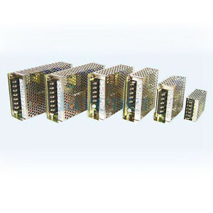 5VDC-Output-110-220VAC-Input-LED-Transformer-Switching-Power-Supply-Regulated