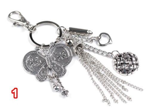 Anhänger Taschenschmuck 1207 1 Stk Taschenanhänger 18 cm Schlüssel Taschen