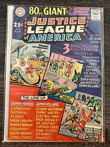 JUSTICE-LEAGUE-39-DC-COMICS-1965-VG-VG-MID-GRADE