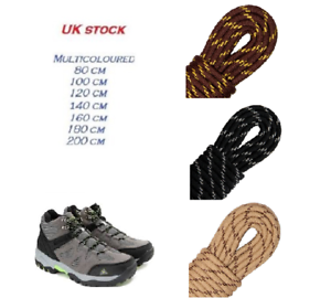 125d2cef5510 Image is loading Walking-STRONG-ROUND-Shoelace-Hiking-Trekking-Laces-22-