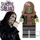 1pc Killer Croc Minifigures Building Blocks DC Suicide Squad Custom Lego #316