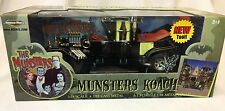 ERTL AMERICAN MUSCLE GEORGE BARRIS MUNSTER MUNSTERS KOACH 1/18 DIECAST CAR NEW
