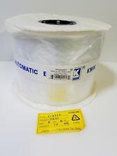 Lk Plastics 2500 Roll 6 In X 6 In 14 Mil Linear Ld Poly Auto Kwik Fill Bags
