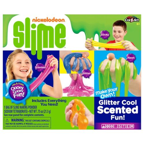 Nickelodeon Slime Glitter Cool Scented Fun