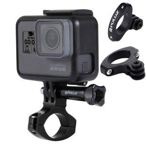 Bike-Bicycle-Handlebar-Mount-Clamp-for-GoPro-HERO-6-5-4-3-2-1-Cameras-31-8mm
