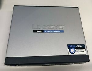 Linksys RV082 Driver (2019)