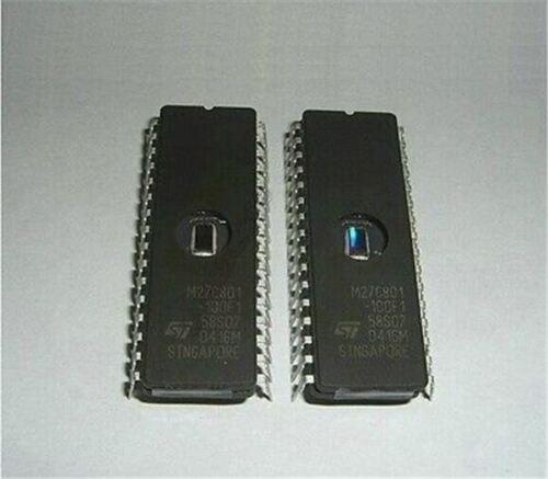 10 Stücke M27C801-100F1 27C801 St Eprom Uv 8Mbit 100Ns 32Cdip aa
