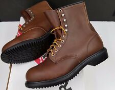 Red Wing Style 2233 Steel Toe Lace up size 9.5 E Boots New in box Made in U