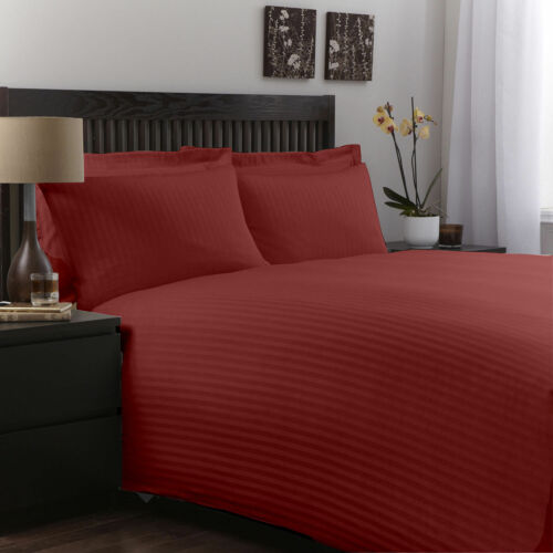 """1000TC 100/%Egyptian Cotton All Stripe Color /& All Size In 6 Pc Sheet Set/""""./'"""
