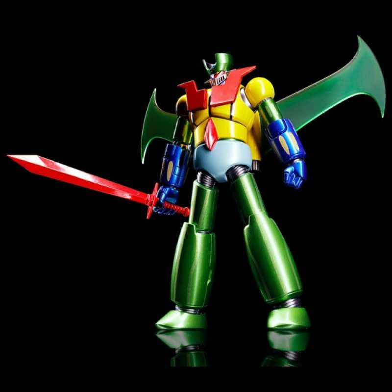 Mazinger Z Kotetsu Jeeg Farbe Limited Edition SRC Super Robot Chogokin Die-Cast