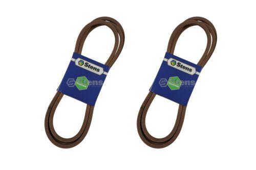 2 Pack Stens 265-554 Deck Belt Fits Ariens Gravely 07240700 7240700