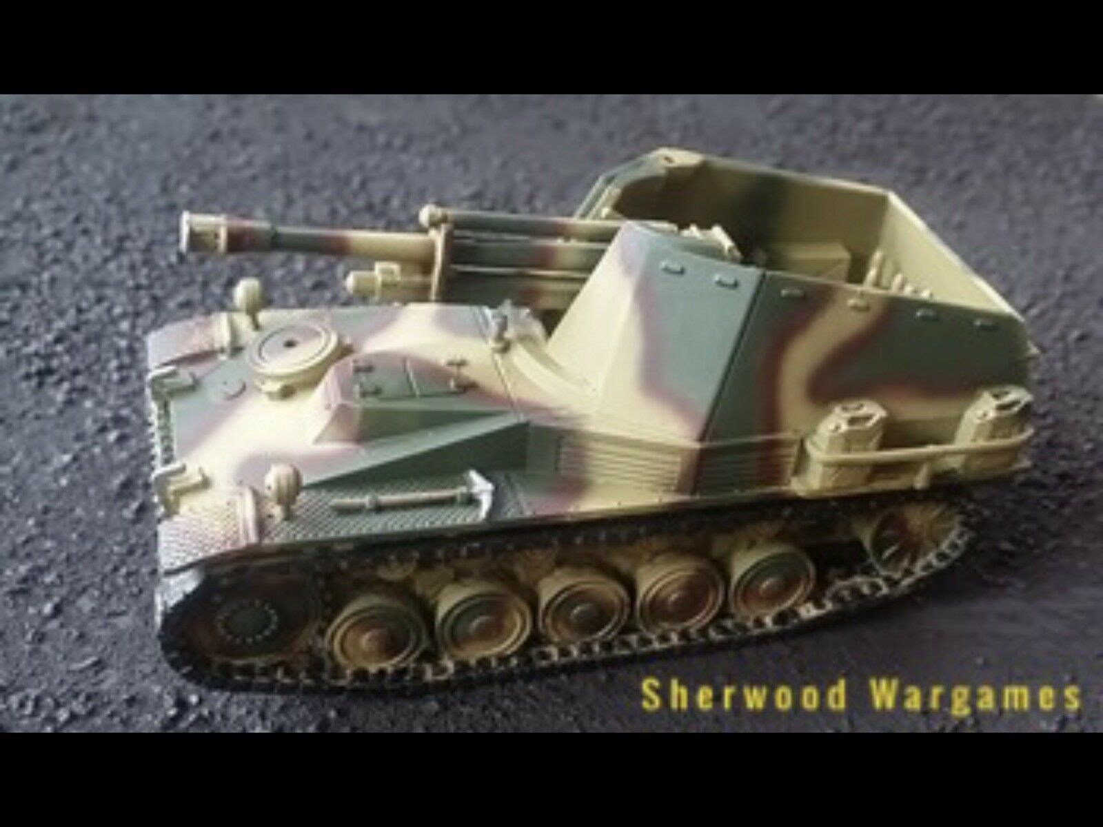 1 48 Scale German Wespe SPG Blitzkrieg Miniatures WWII Bolt Action DUST, BNIB .