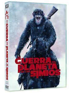 LA-GUERRA-DEL-PLANETA-DE-LOS-SIMIOS-DVD-NUEVO-SIN-ABRIR