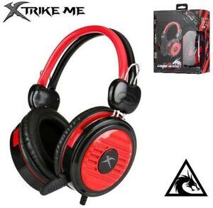Cascos auriculares con microfono para ps4 playstation4 pc Ordenador Gaming 40mm
