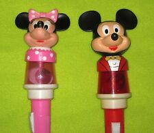 Mickey and Minnie Mouse World on Ice Magic Kingdom Strobe Lights Flashlights