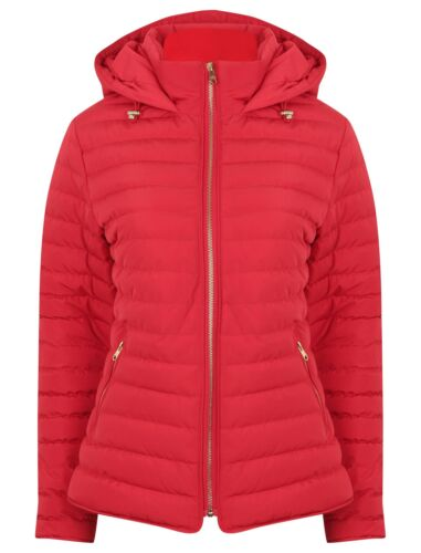 Ladies Tokyo Laundry /'Ginger/' Quilted Hooded Jacket
