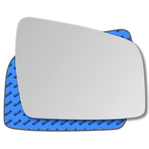Außenspiegel Spiegelglas Konvex Rechts Opel Zafira Mk2 B 2009-2014 512RS