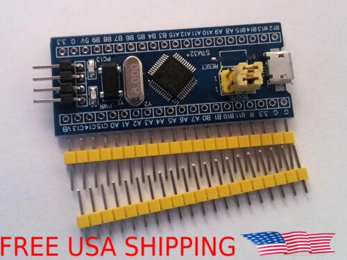 3PCS STM32F103C8T6 ARM STM32 Dev Development Board Module Blue Pill BluePill
