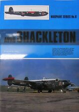 Warpaint Series No.6 - Avro Shackleton           24 Pages              Book