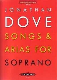 Dove Songs & Arias For Soprano Musical Instruments & Gear Sheet Music & Song Books