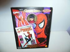 """1997 ToyBiz 8"""" Marvel Famous Cover SPIDER-GIRL SPIDERGIRL (Previews exclusive)"""