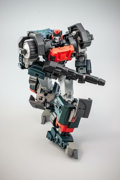 R-34 Reformatted Cylindrus Mastermind Creations MMC Action Figure In Stock USA