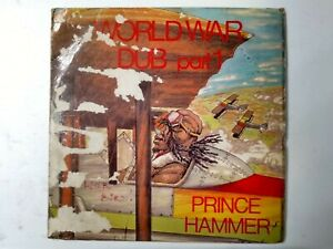 Prince-Hammer-World-War-Dub-Part-1-Vinyl-LP-1979-ROOTS-REGGAE-DUB