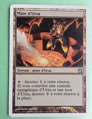 Urza/'s tower MTG magic 8-9ED MRM FR//VF 4x Tour d/'Urza