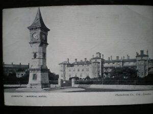 POSTCARD RP DEVON EXMOUTH IMPERIAL HOTEL - Tadley, United Kingdom - POSTCARD RP DEVON EXMOUTH IMPERIAL HOTEL - Tadley, United Kingdom