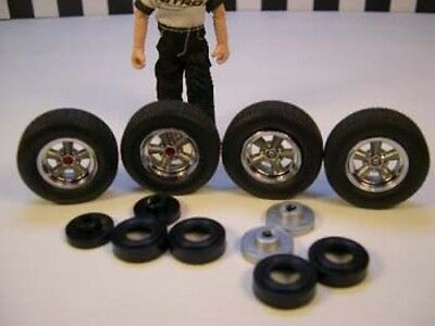 LANE AUTOMOTIVE 1:18 SCALE TORQUE THRUST WHEELS - NOT FOR REAL AUTOS
