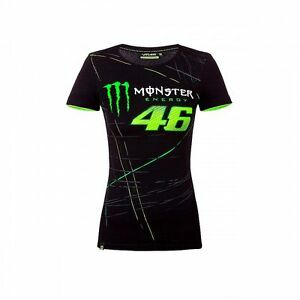 Vr46 Offiziell Valentino Rossi Monster Damen T Shirt Mowts 275704