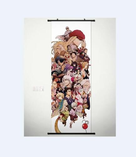 Neu Anime Manga HUNTER x HUNTER Wallscroll Stoffposter Wallposter 45x125cm A2