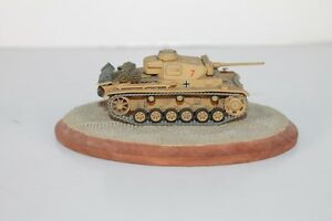 Display-Model-Scale-Panzer-Pz-Kpfw-III-3-034-Ausf-H-Pro-painted-Custom-Build