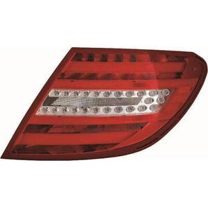 Faro-trasero-luz-trasera-derecha-mercedes-w204-C-KL-ano-11-gt-gt-sedan-Coupe-LED-p7i