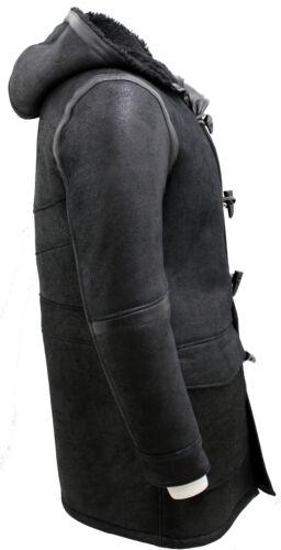 voor Winter herenzwartnieuw herenschoen capuchon Zwarte P80ONwknX