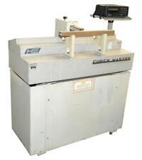 Helmel Check Master 20 Smm Shaft Measuring Machine Withheidenhain Vrz480 Readout