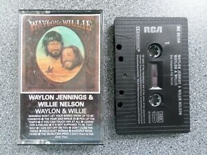 WILLIE-NELSON-amp-WAYLON-JENNINGS-WAYLON-amp-WILLIE-ALBUM-CASSETTE-TAPE