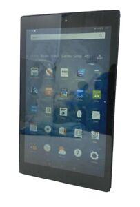 "Amazon Fire HD 10"" 5th Generation (SR87CV) 32GB Black Wi-Fi Only Fire OS Tablet"