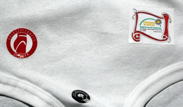 4 Damen Slips Baumwolle Schlüpfe Unterhosen 100% Cotton ohne Seitenaht, Weiß S1